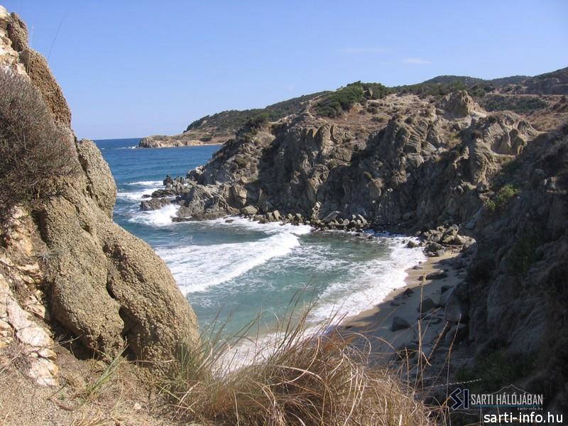 Micro Beach - Görögország, Sarti