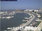 Naxos webkamera, Képfrissítés: 10 mp