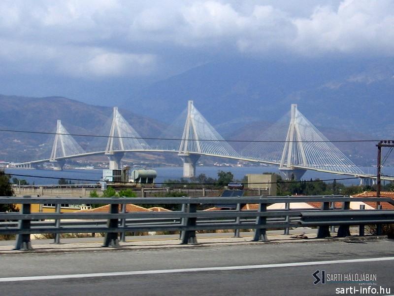 Charilaos Trikoupis Híd