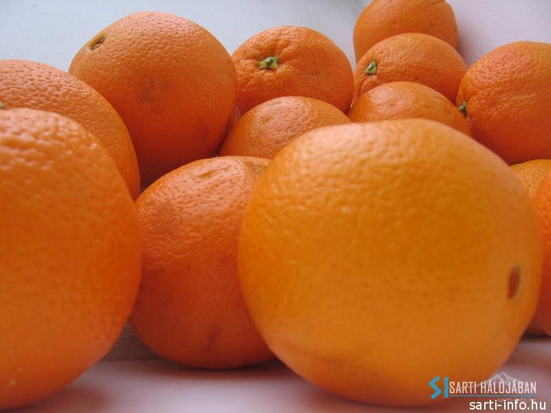 Görög narancs (Navel)