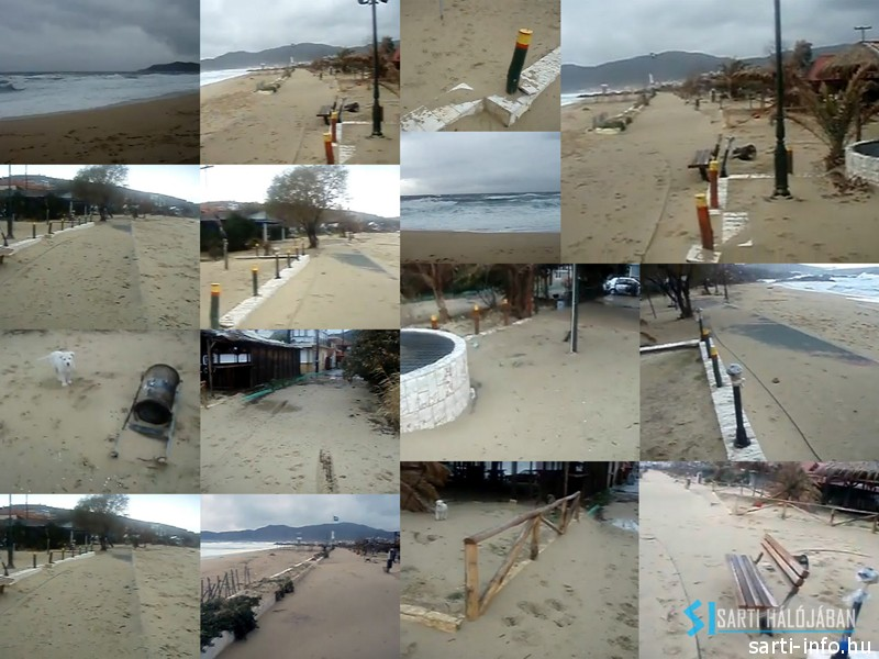 Sarti vihar után, 2012.02.08.