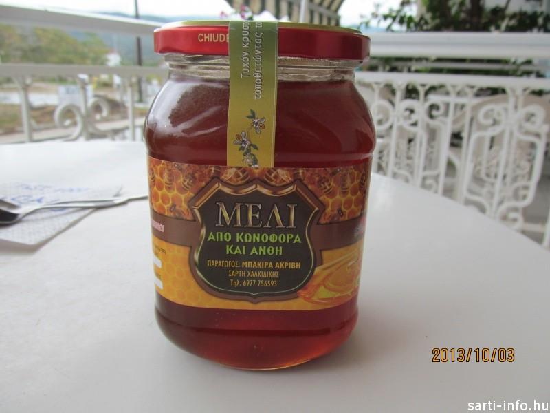 Görög méz