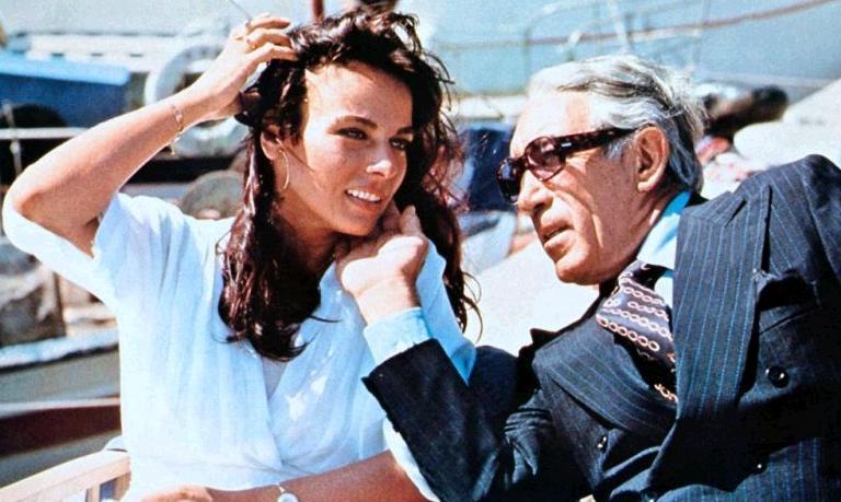 A görög mágnás, film