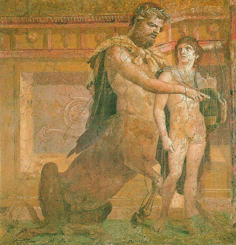 Kheirón és Akhilleusz