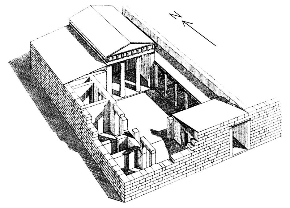 Ókori görög lakóház