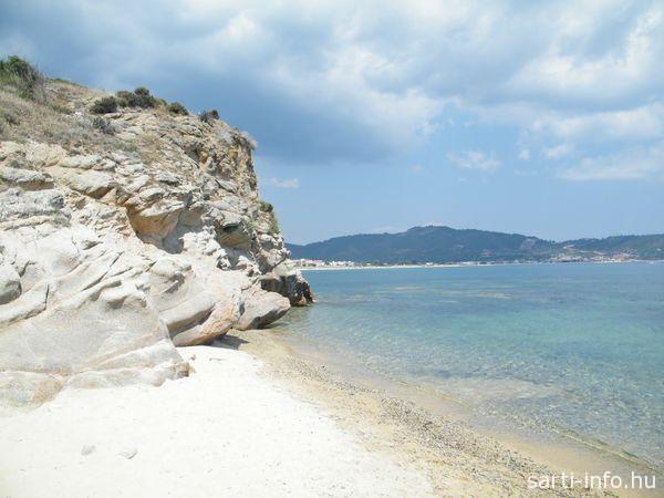 Kecskesz_ros Beach és Sarti