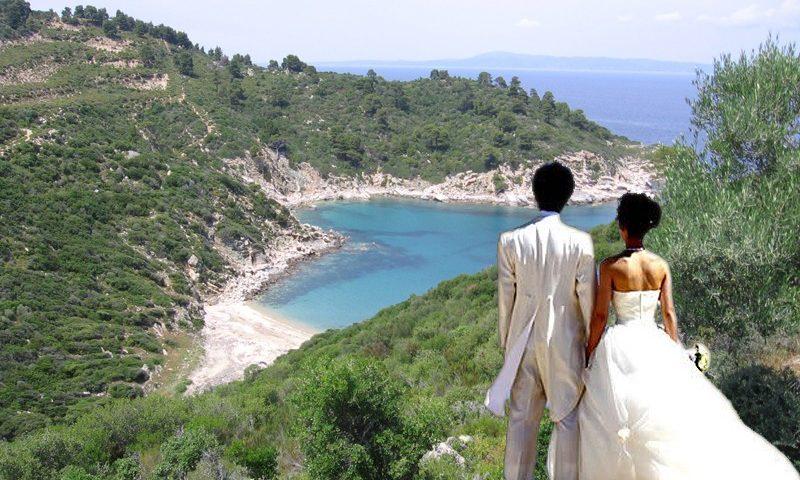 Fiatal házasok a paradicsomban