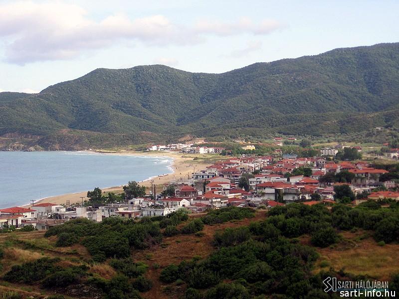 Görög falu