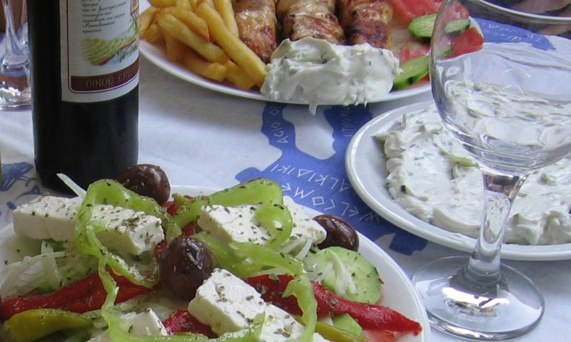 Görög ételek, görög konyha