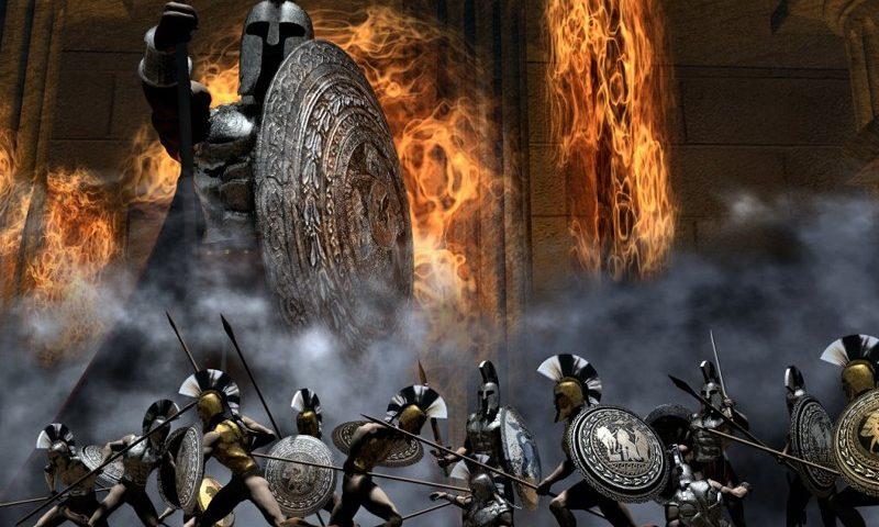 Árész, a Háború Istene
