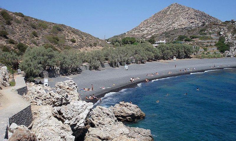 Mavra Voila Beach, Chios-sziget