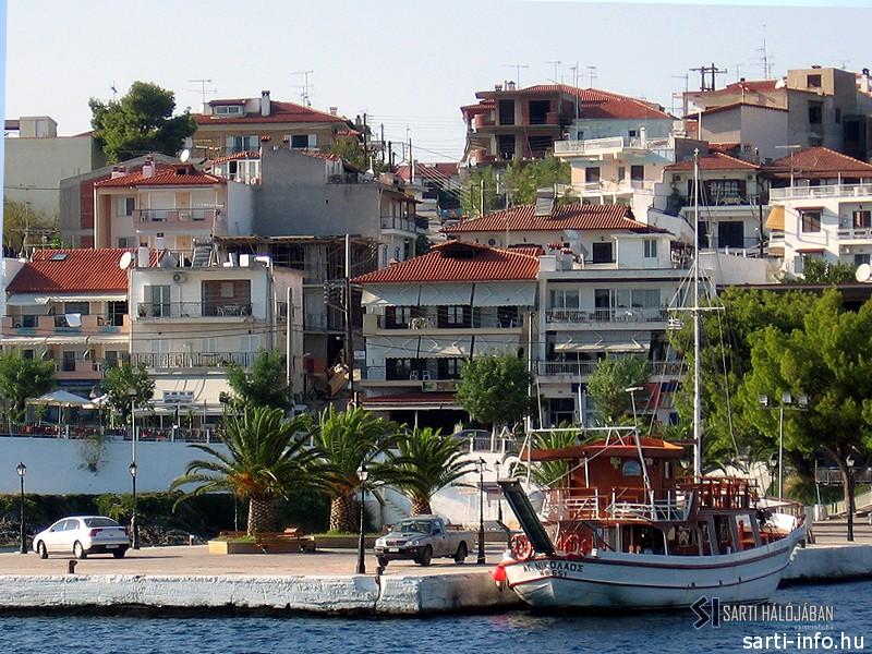 A Neos marmarasi hajókikötő