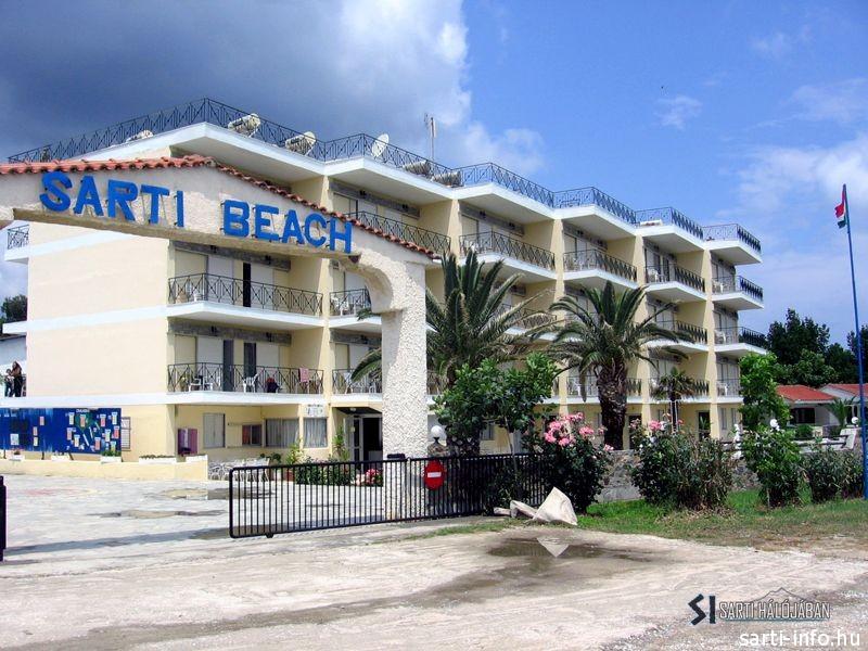 Sarti Beach Hotel, Sarti