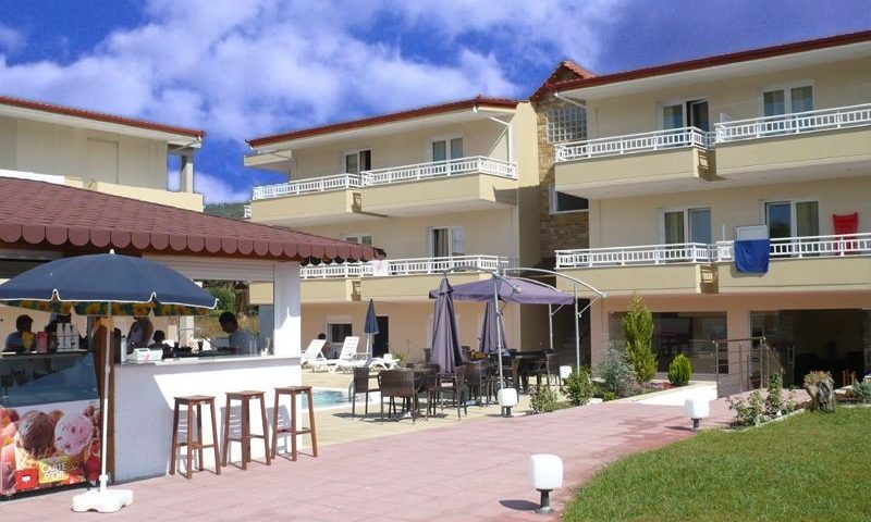 Sarti Plaza Hotel, Sarti