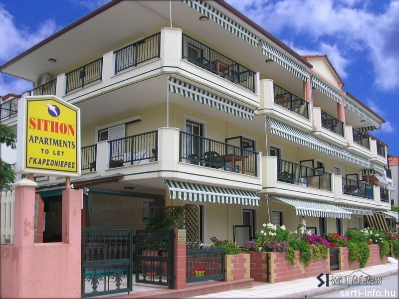 Sithon Apartments II. Sarti