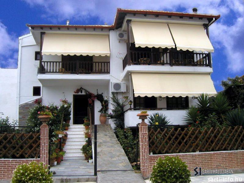 Hotel Viky, Sarti
