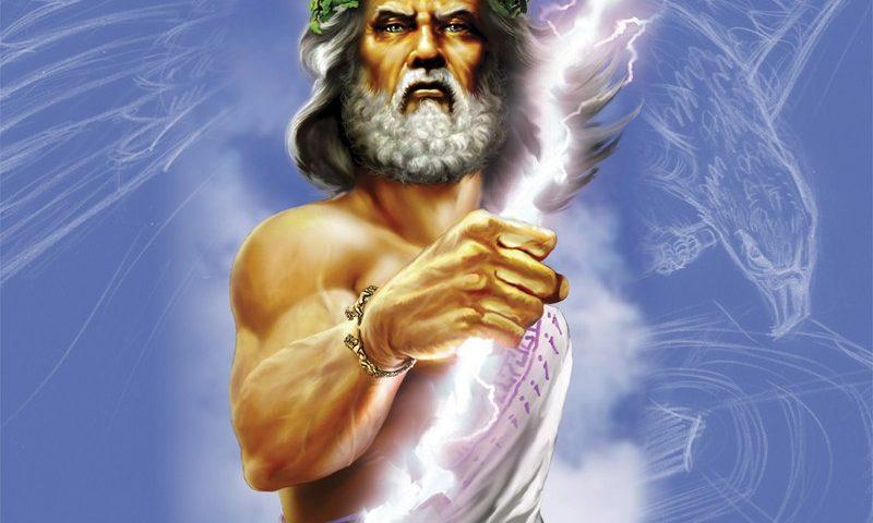 Zeusz, a görög főisten