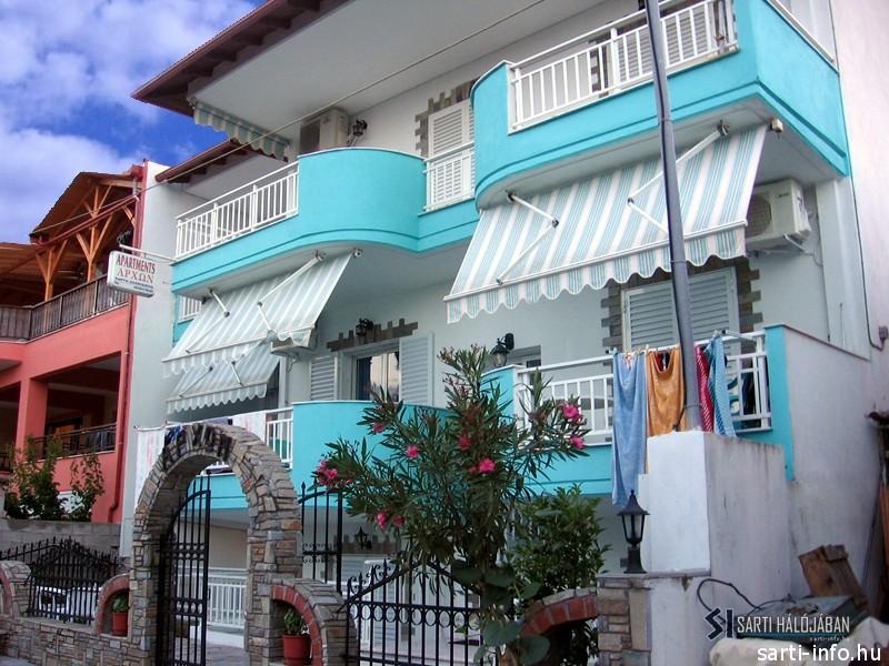 Arxon ház, Sarti