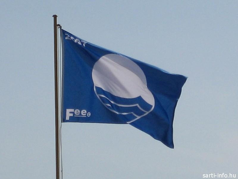 Kék zászló
