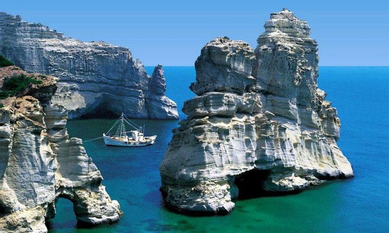 Milos-sziget