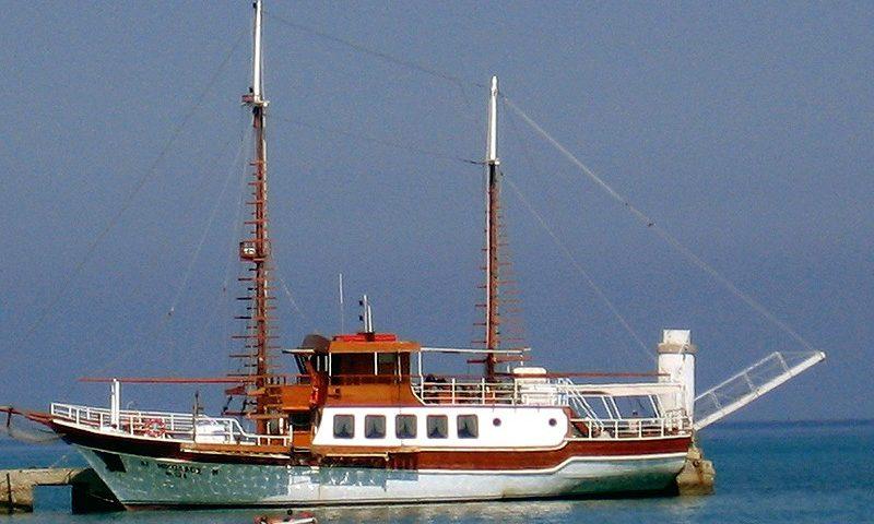 Toroneos hajókirándulás