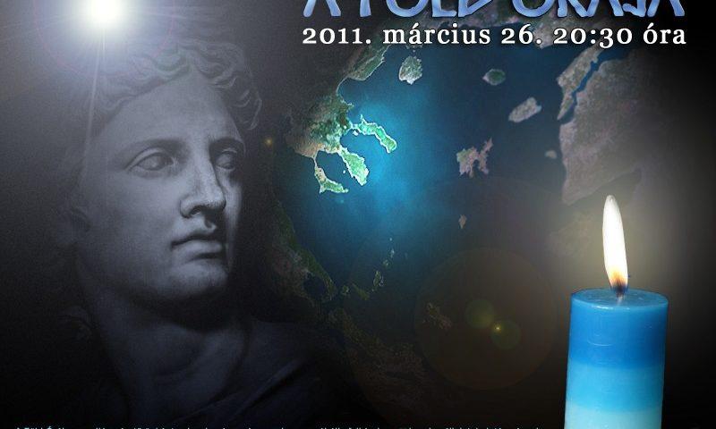 A Föld órája 2011