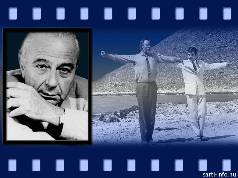 Michalis Cacoyannis, 1921-2011