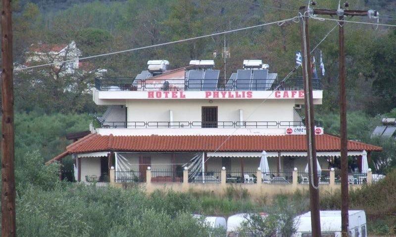 Phillys Hotel, Sarti