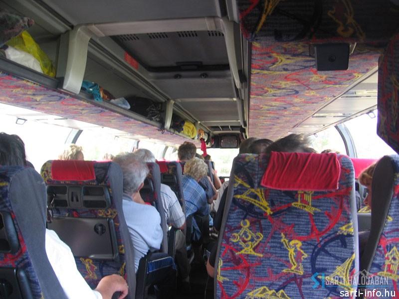 Buszos utazás