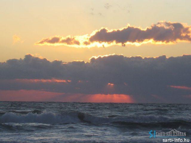 Napfelkelte az Athoson