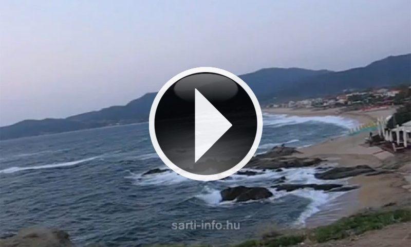 Sarti panoráma (videó)