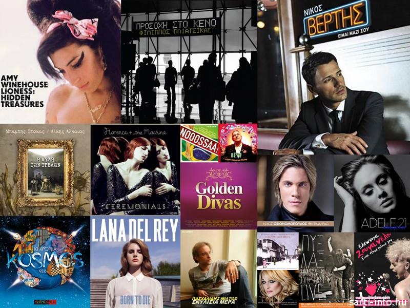 10. Heti Top 20. Görögországban, (2012. március)
