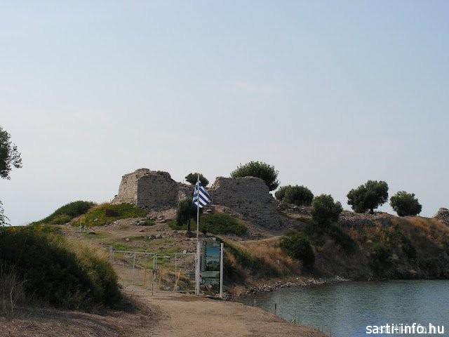 Toroni, Castle Likithos
