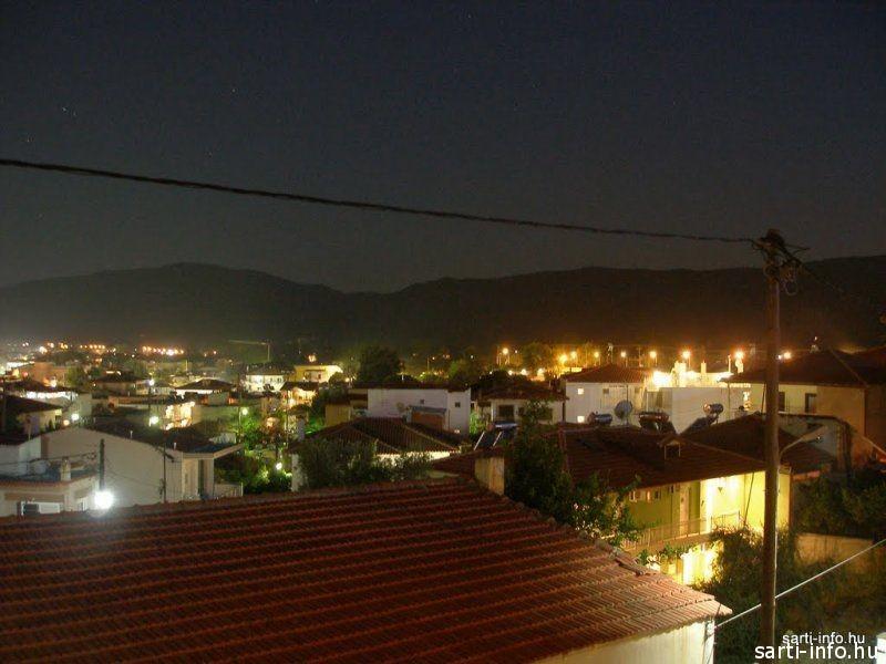 Sarti éjszaka