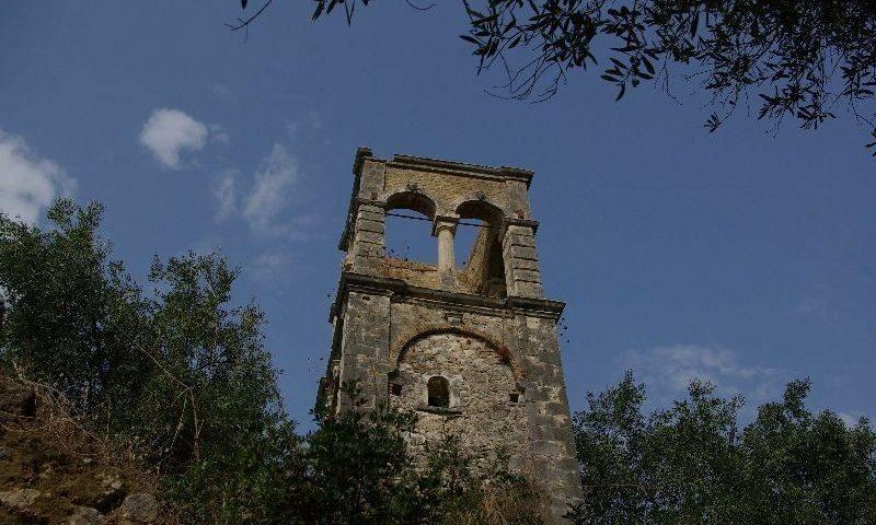 Templom romjai