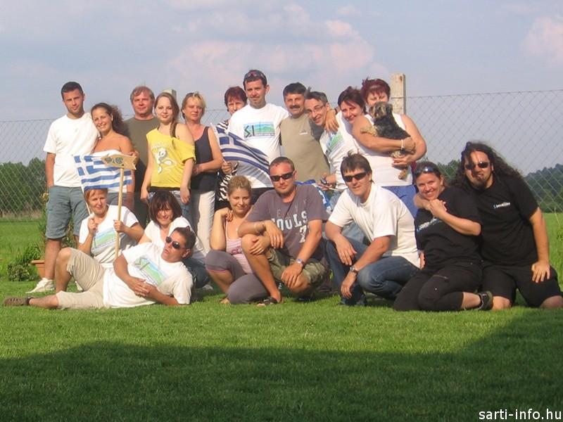 SI csoportkép 2012