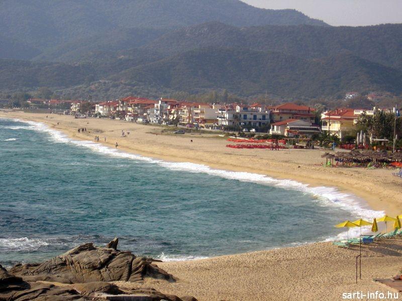 Sarti tengerpartja