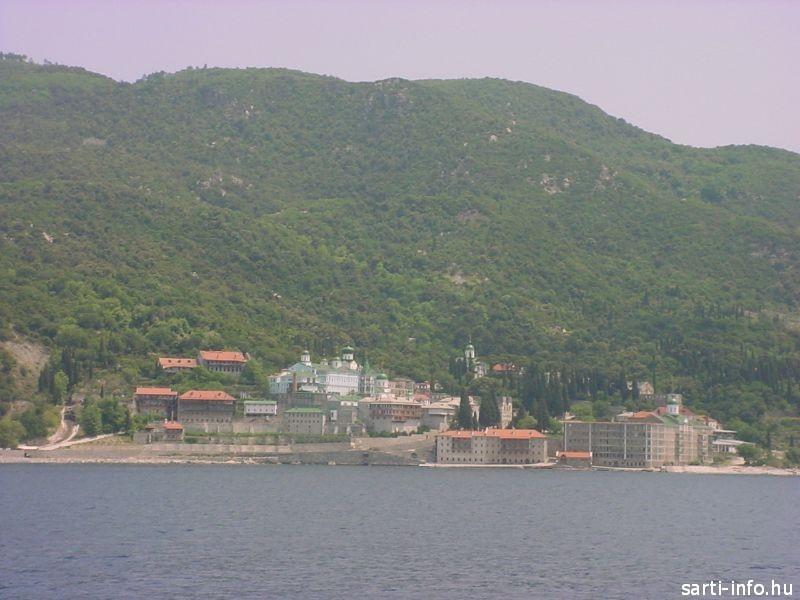Athosz-hegyi Köztársaság