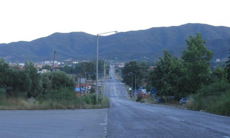 A főút