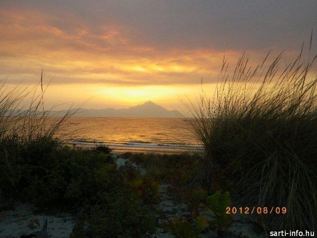Napfelkelte az Athoszon