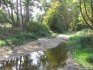 Kiszáradt folyó Sartin