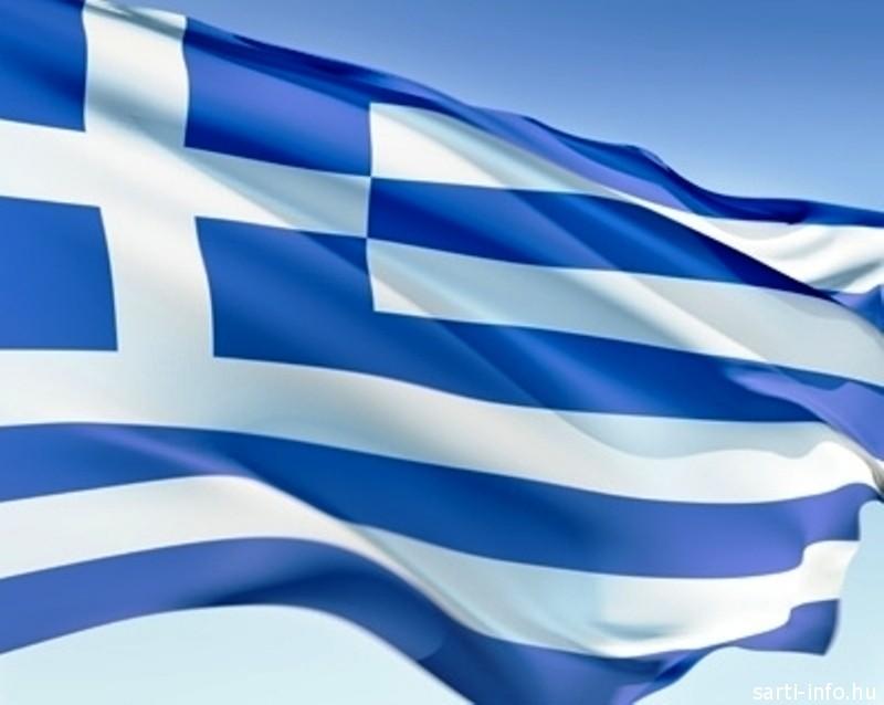 Görög Nemzeti Zászló