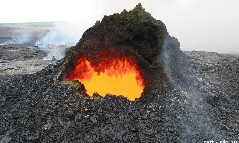 Vulkáni magma