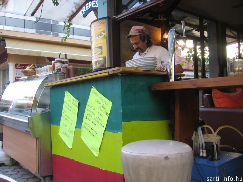 Odussea, Memphis Cafe
