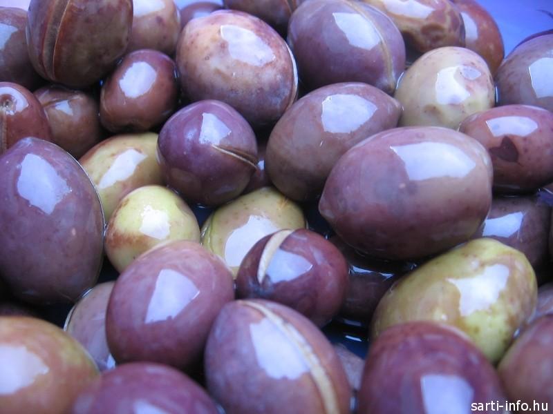 Görög olívabogyó