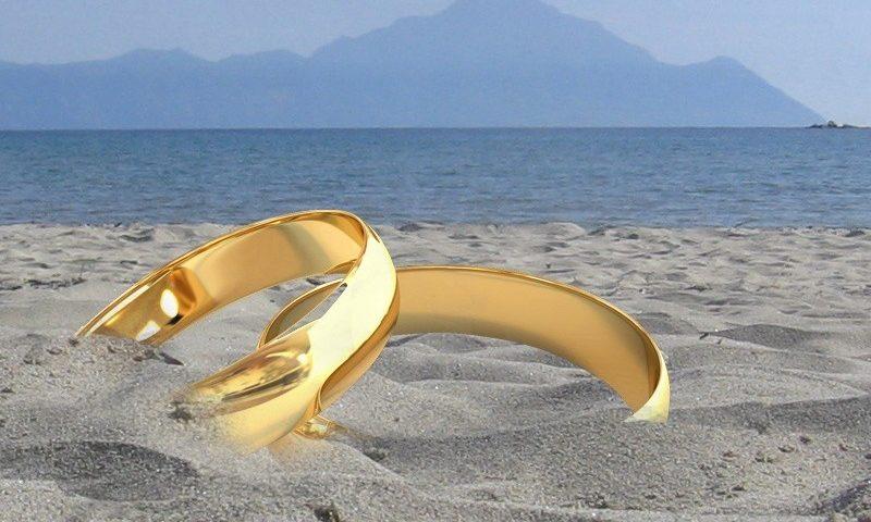 Esküvő az Athoszon