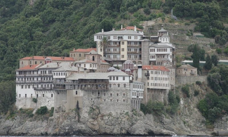 Athoszi kolostor