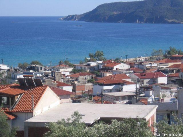 Sarti falu
