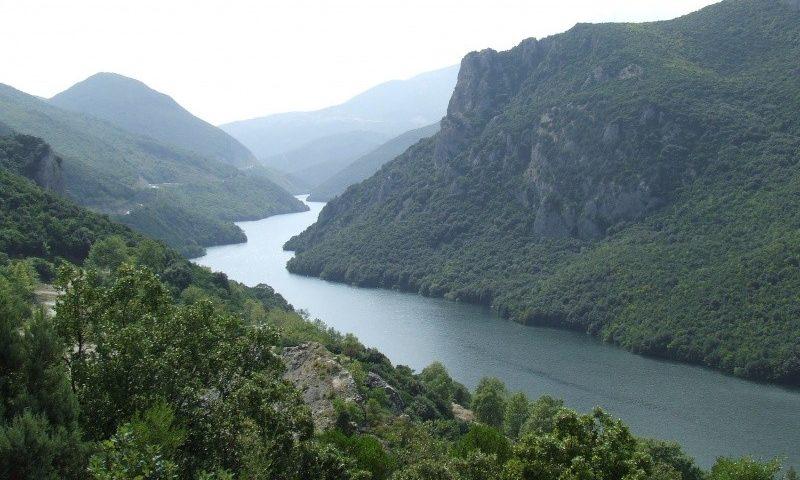 Aliakmonas folyó