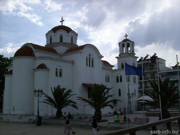 Paralia temploma, 2006